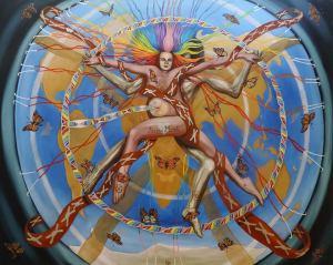 Anima Mundi by Nazim Artist