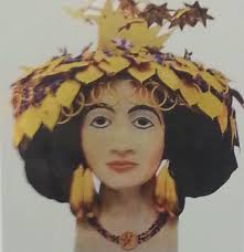 The Egyptian Goddess/Queen Nin Puabi