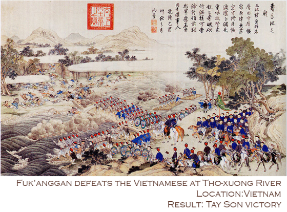 Fuk'anggan-defeats-the-Vietnamese-at-Tho-xuong-River-in-1788